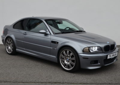 2005 BMW M3 – 329.000kr