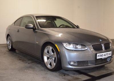 2008 BMW 335i -Høsttilbud 275.000kr