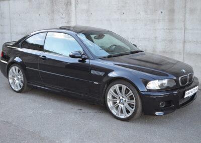 2003 BMW M3 – 352.000kr